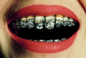 Our Mountain View, CA area patients know that smoking can drastically effect their chances of getting dental implants.